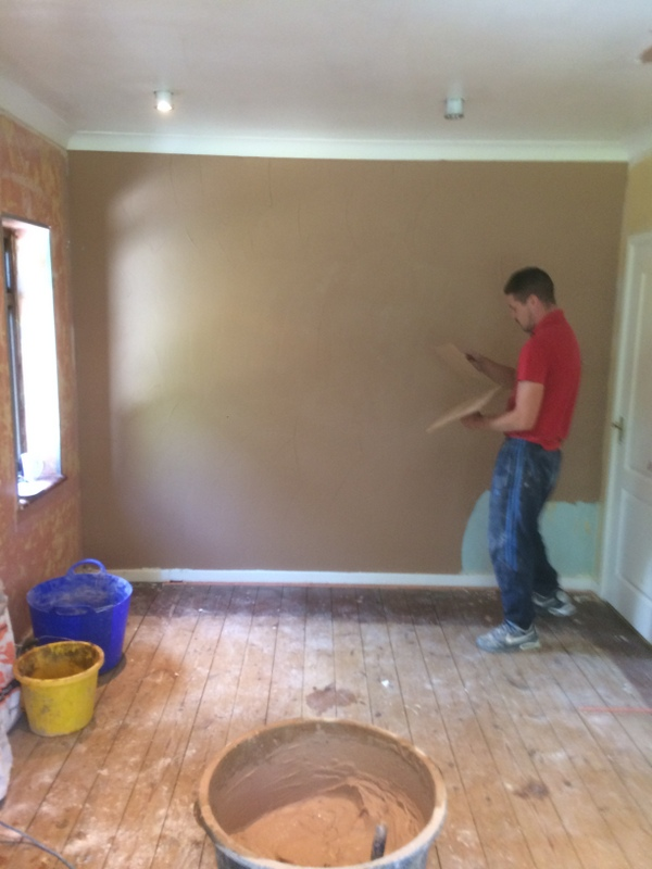 Plasterhawks Plastering video